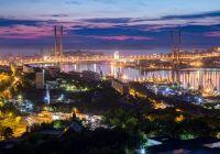 Владивосток ночной 1