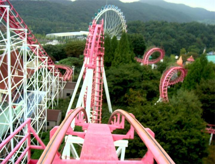 Sex based theme park in korea